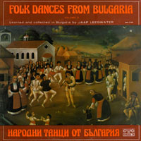 Folk Dances from Bulgaria - Vol 2