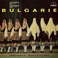 Chants et Danses de Bulgarie