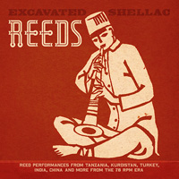 Excavated Shellac - Reeds