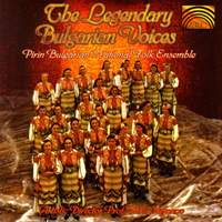 The Legendary Bulgarian Voices