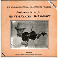 Performers in the Past - Transylvanian Harmonies