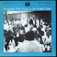 Hungarian Folk Music in the United States