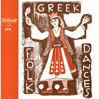 Greek Folk Dances Volume I