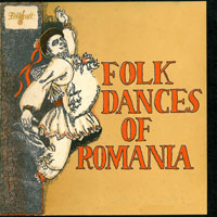 Romanian Folk Dances Vol II