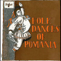 Romanian Folk Dances Vol III