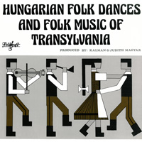 Hungarian Folk Dances and Folk Music of Transylvania