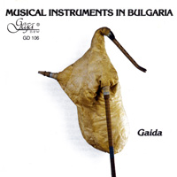 Musical Instruments in Bulgaria - Gaida