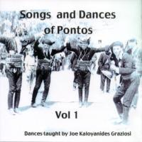 Songs and Dances of Pontos, Vol 1