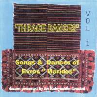 Thrace Dances Vol 1