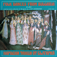 Folk Dances from Bulgaria - Vol 3