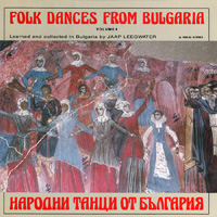 Folk Dances from Bulgaria - Vol 4