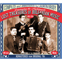 Outsinging the Nightingale: Lost Treasures of Bulgarian Music 1905-1950