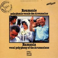 Roumanie - polyphonie vocal des Aroumains