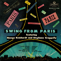 Swing from Paris