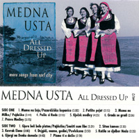 Medna Usta - All Dressed Up