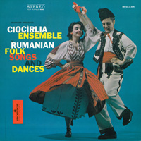 Rumanian Folk Songs and Dances