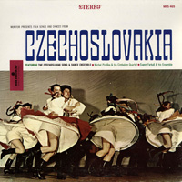 Folk Songs and Dances from Czechoslovakia