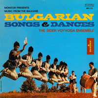 Bulgarian Songs and Dances