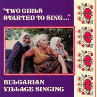 Two Girls Started to Sing…