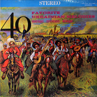 40 Favorite Ukrainian Melodies, Vol II