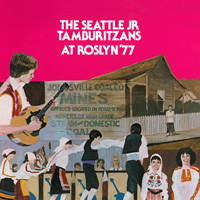 The Seattle Junior Tamburitzans at Roslyn '77