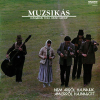 Muzsikás - Hungarian Folk Music Group