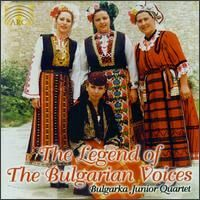 The Magic Voices of Bulgaria